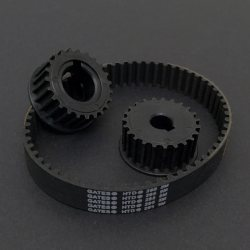 KRMN-A23 Belt and Pulley Set